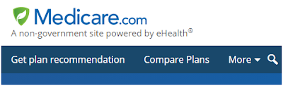 Medicare.com Plan Finder Website to Compare Insurance Plans