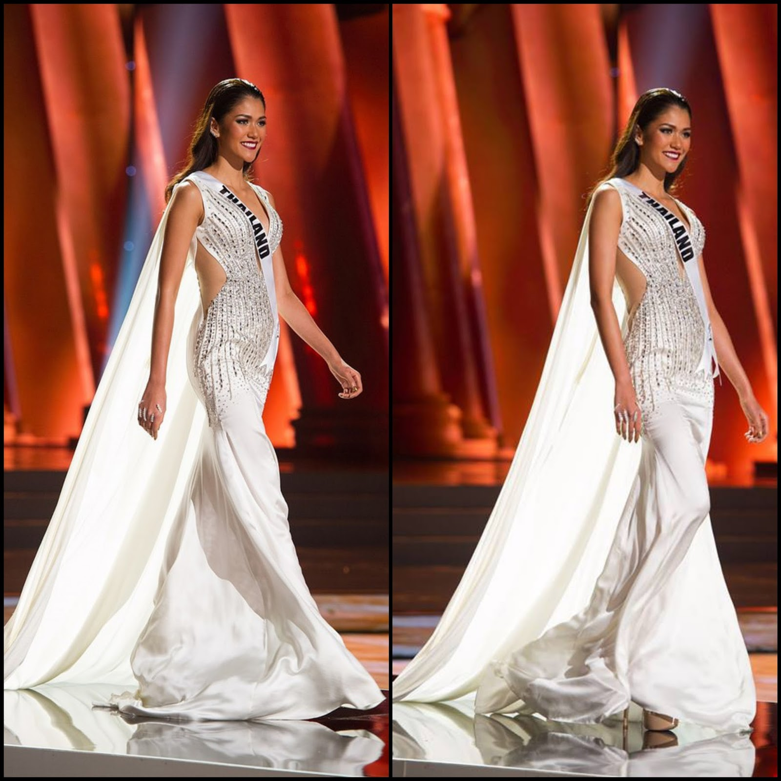 SASHES AND TIARAS     Miss Universe 2015 Preliminary