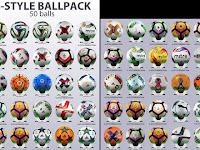 PES 2017 Ball pack V1 dari G-Style