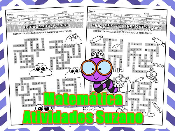adição-subtração-cruzadinha-atividades-suzano