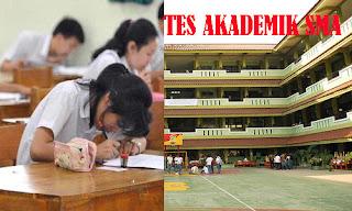 Contoh Soal Tes Akademik SMA