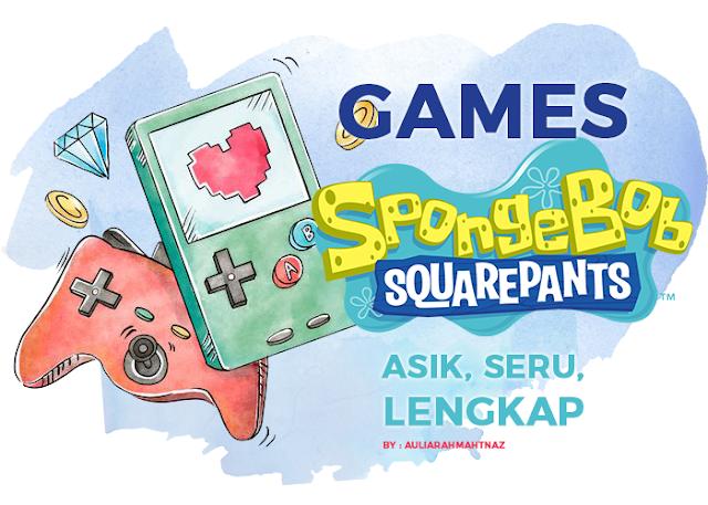Games Spongebob Asik Seru Lengkap