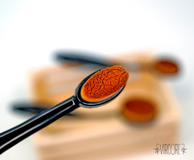 BROCHA OVAL  S vanity tools