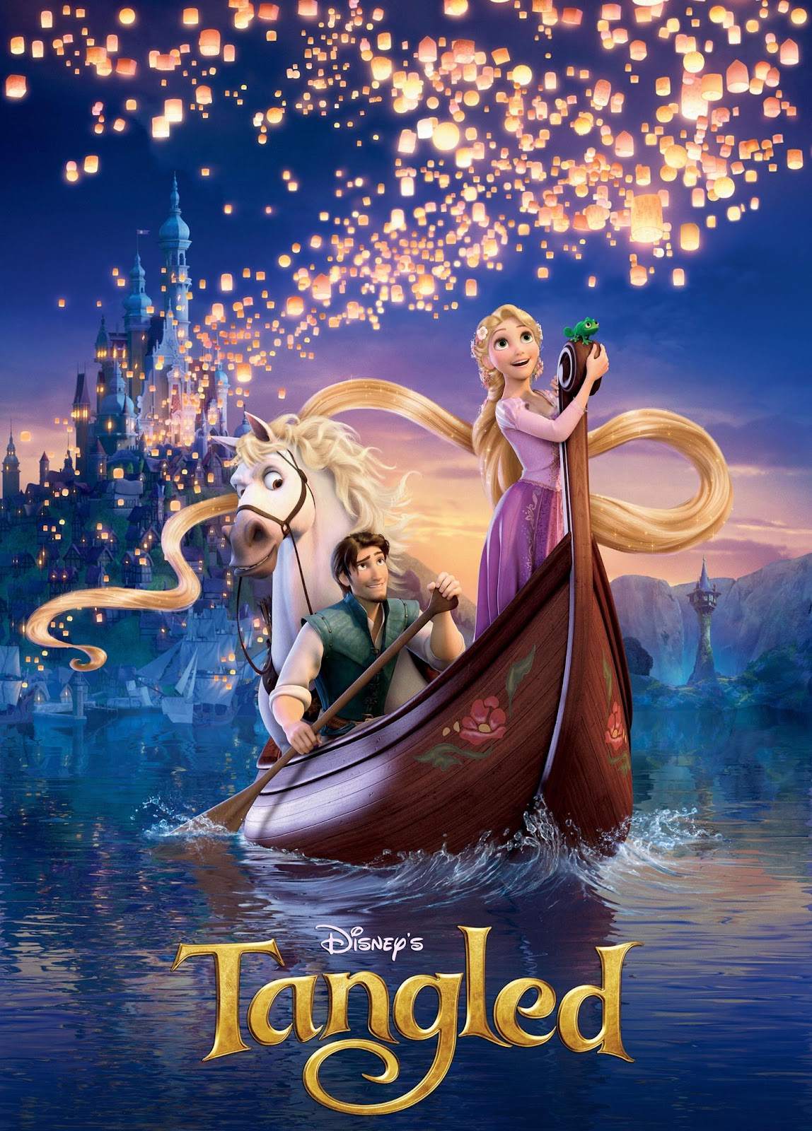 Tangled #100DaysOfDisney