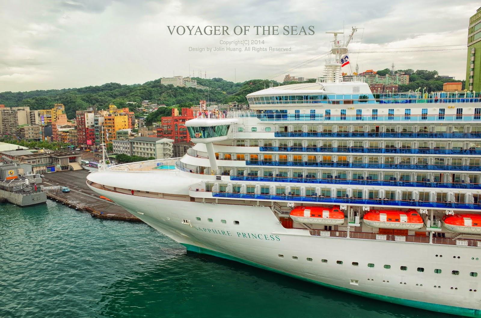 It's life : 皇家加勒比國際遊輪-海洋航行者號 Voyager of the seas(第二天行程)