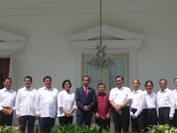Reshuffle Kabinet Lagi, Muncul Singkatan Lucu yang Bikin Ngakak Lagi,,