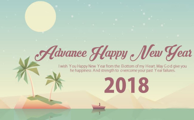 Advance Happy New Year Wishes Quotes Images