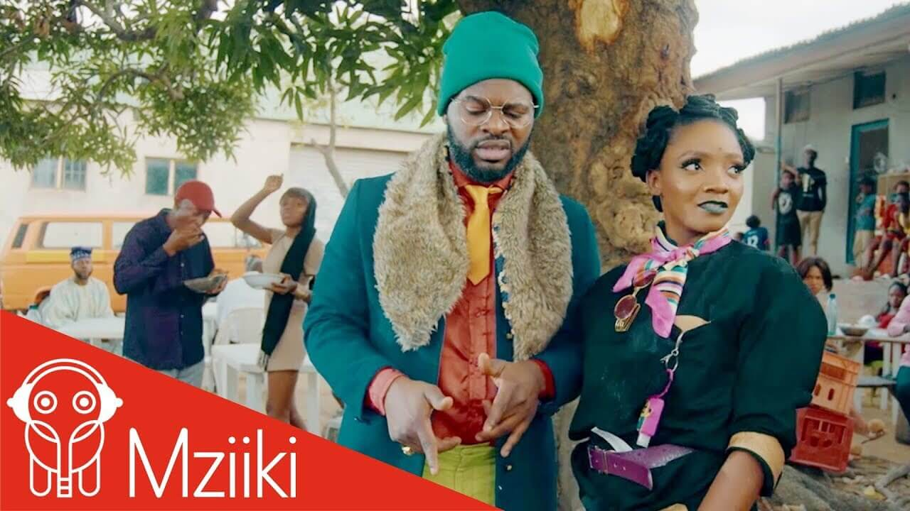 VIDEO: Simi - Foreign Ft. Falz - 360dopes