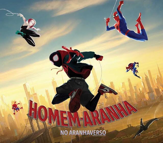 Baixar Filme Homem Aranha No Aranhaverso Hd
