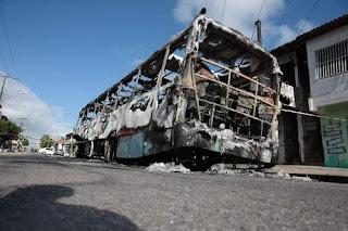 Após reforço em Fortaleza, sobem ataques no interior