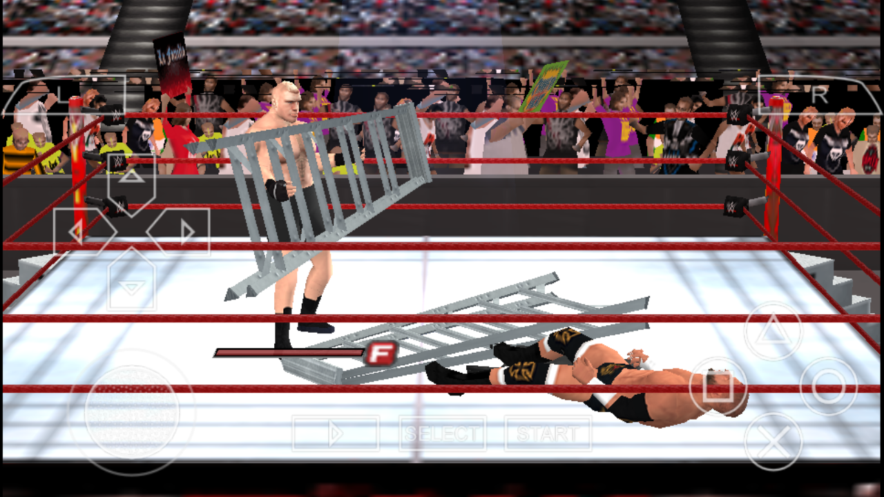 WWE 2k18 PPSSPP ISO CSO Free Download For Android