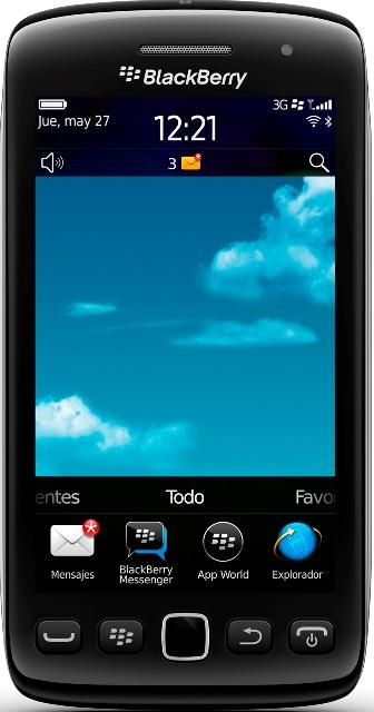 Blackberry Torch 9860 Monza