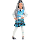 Monster High Party City Frankie Stein Outfit Small Child Costume
