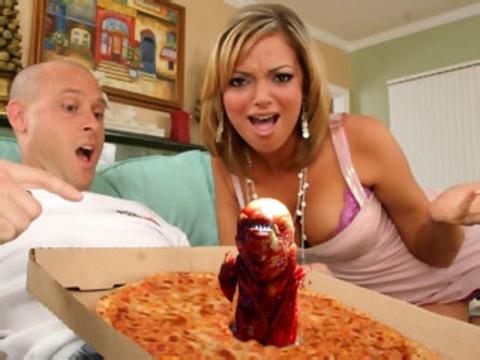 Big Sausage Pizza Porn