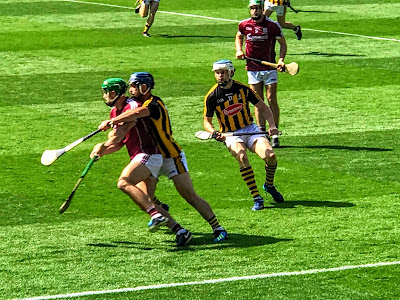 HURLING IN IRELAND