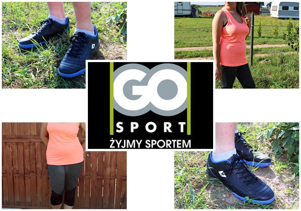 Odzież sportowa marki Athlitech ze sklepem Go-Sport