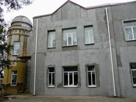 Белгород-Днестровский. Особняк Гармсена. 1936 г. Памятник архитектуры