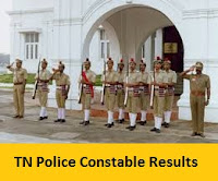 TN Police Constable Results