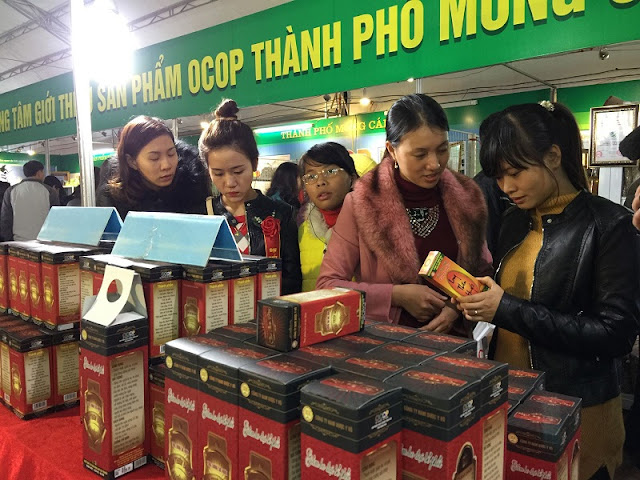OCOP Fair and Flower Festival open in Quang Ninh 1