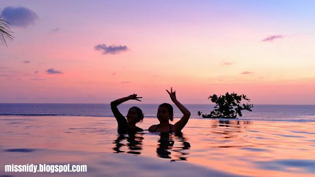 sunset terbaik di jogja