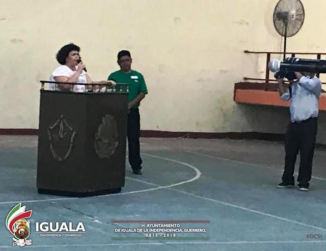 Realizan Concurso de Interpretación del Himno Nacional