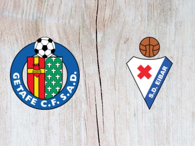 Getafe vs Eibar - Highlights - 24 August 2018
