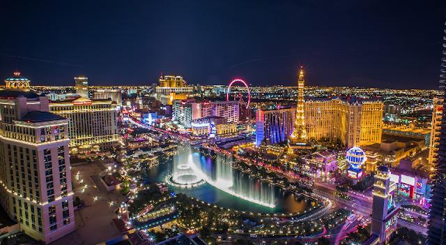 Seguro viagem internacional em Las Vegas