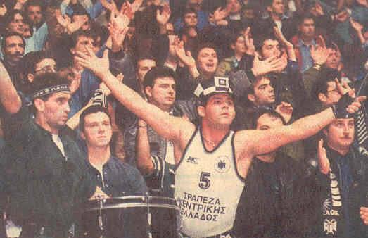 PAOK Basketball Retro  Συνθήματα b5642182cf6
