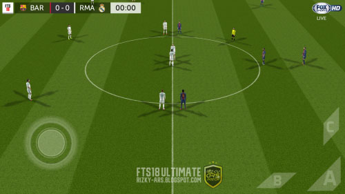 Download FTS 18 Ultimate HD MOD APK + DATA