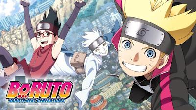 Boruto: Naruto Next Generations (69/??) | Carpeta contenedora | Sub español | Mega