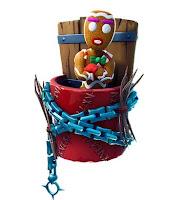 Merry Munchkin, Gingerbread Man