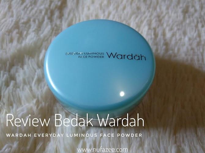 Review Bedak Wardah : Everyday Luminous Face Powder No. 02 Beige