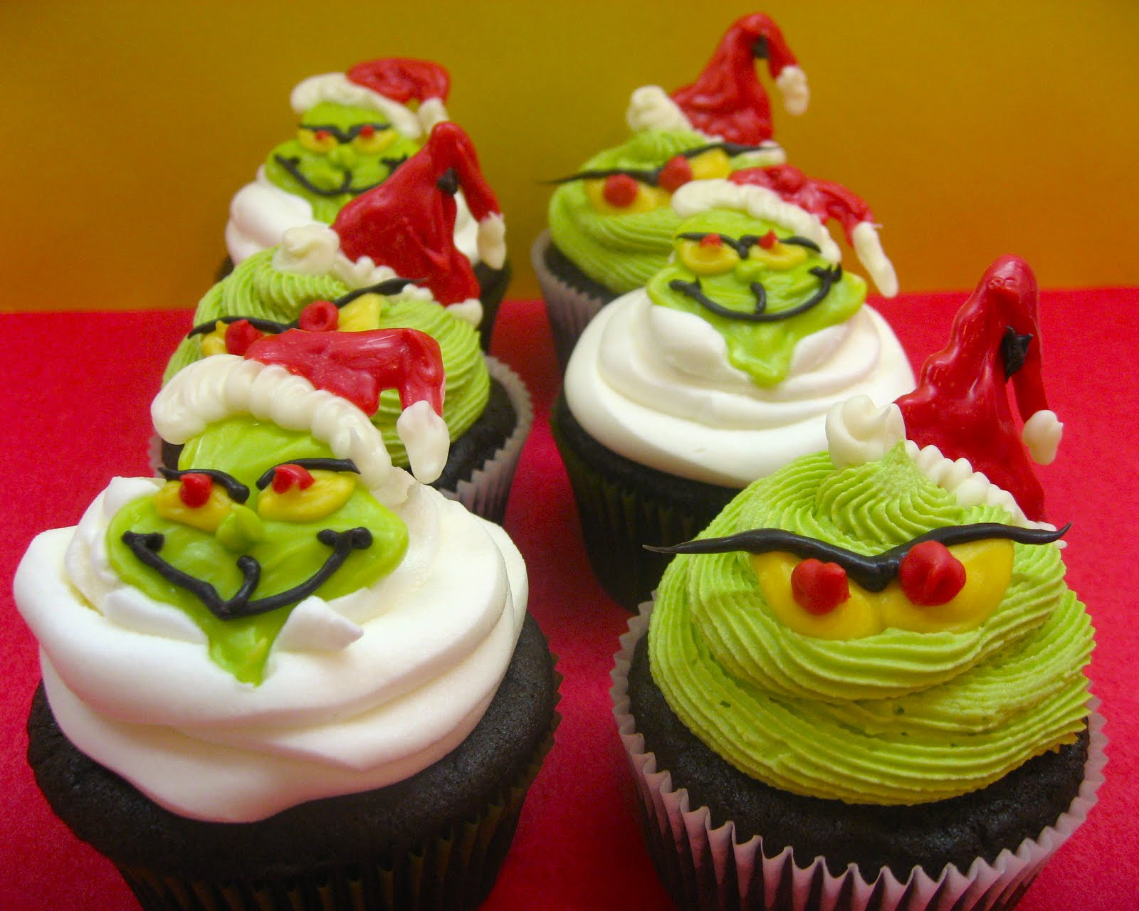 Easy Christmas Cupcakes For Kids.Cute Food For Kids 41 Cutest And Most Creative Christmas