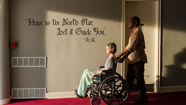 """7x02 """"The Well"""" de 'The Walking Dead', Carol y Morgan"""