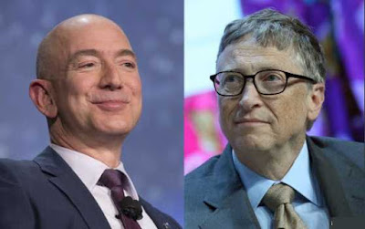 Two Centibillionaires In Bloomberg Billionaires Index