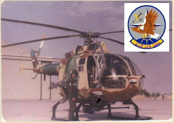 قصه السرب 106 مروحيات العراقي والمسلح بمروحيات Bo-105  1948184_313089772149644_1833019329_n
