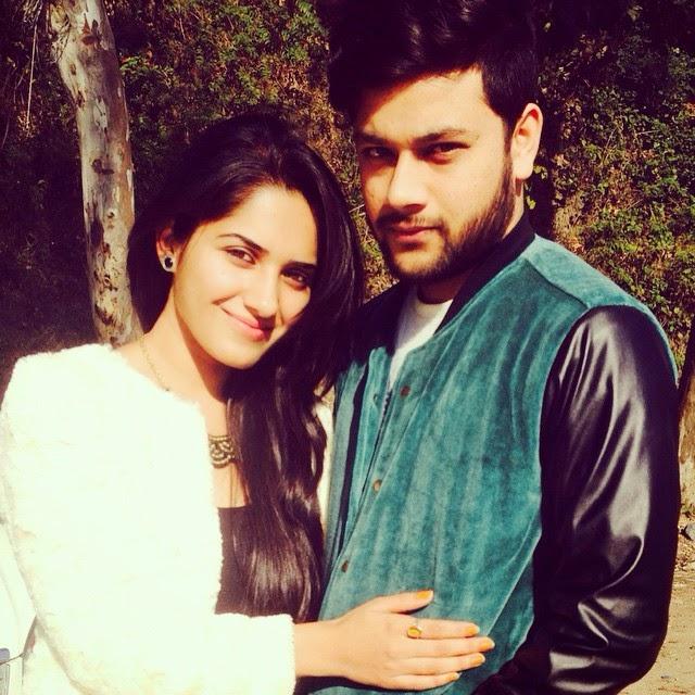 my billu dost 😸 @robin_kaushal, Ruhani Sharma Hot Pics, Punjabi Model Ruhani sharma Selfie Image Gallery