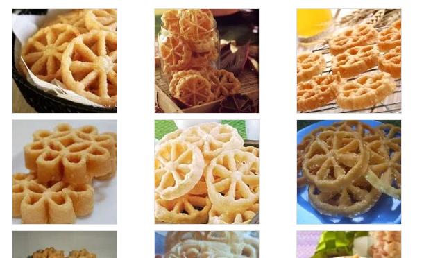 Cara Mudah Membuat Kue Kembang Goyang Gurih