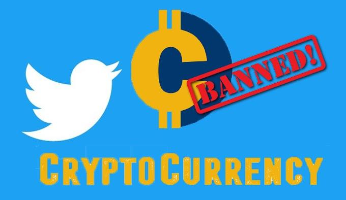 Dampak Twitter Blokir Bitcoin, Harga Bitcoin Anjlok