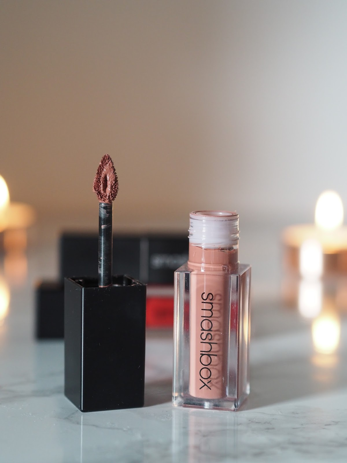 Smashbox lipstick makeup Priceless Life of Mine Over 40 lifestyle blog