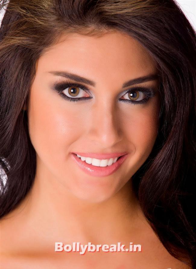 Miss Lebanon, Miss Universe 2013 Contestant Pics