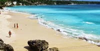 Pantai Dreamland Uluwatu - Uluwatu Tour - Bali Jaya Trans