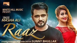 Raaz  Lyrics - Masha Ali | Sunny Bhullar | Latest Punjabi Songs 2017