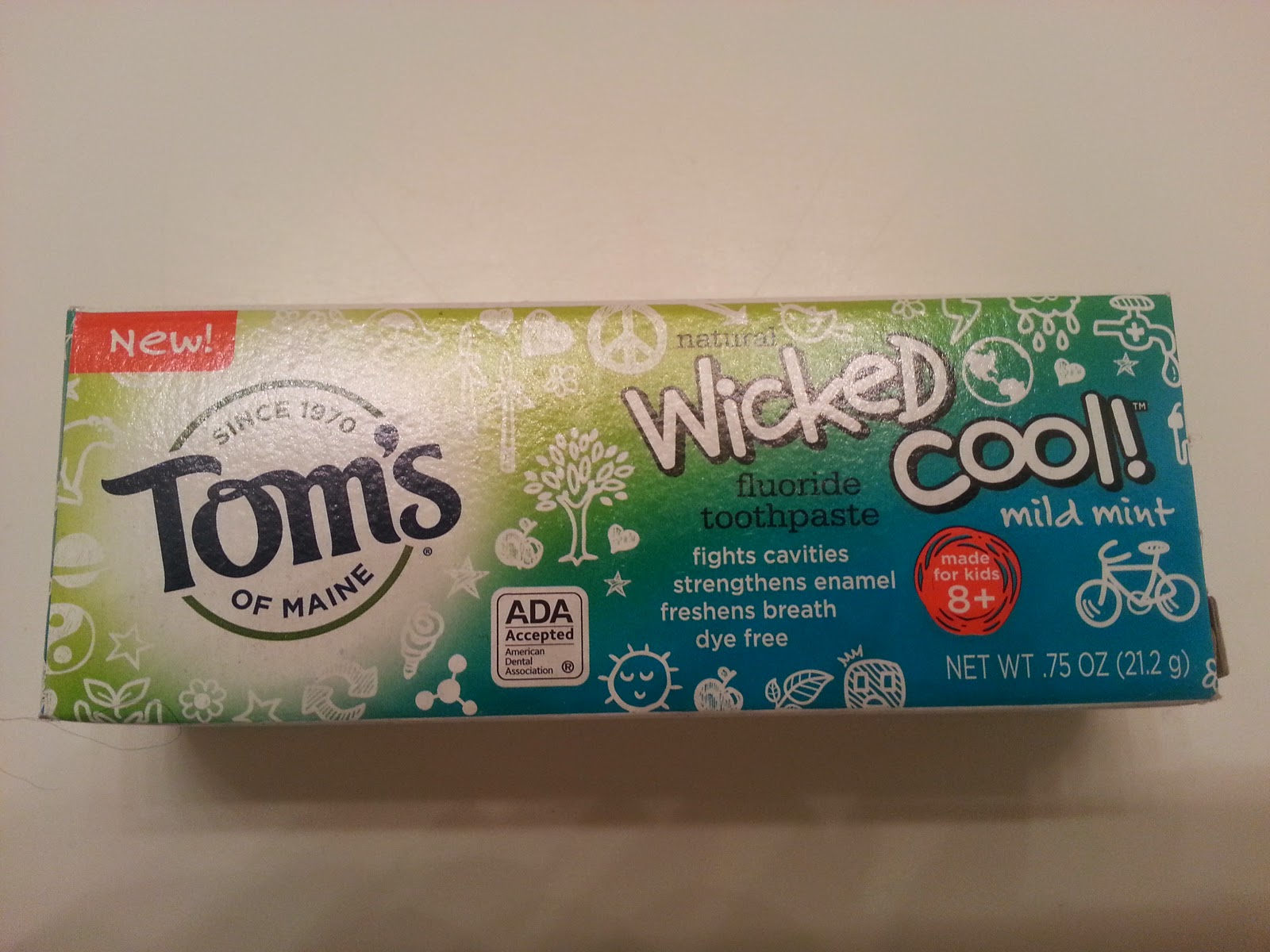 Tom's of Maine Kid's Toothpaste