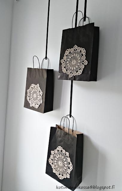 DIY paperipussi