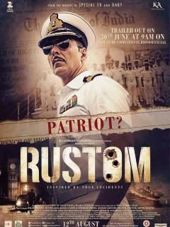 Rustom (2016) Hindi Movie DVDScr 700MB