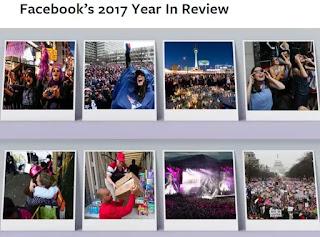 anno 2017 su facebook