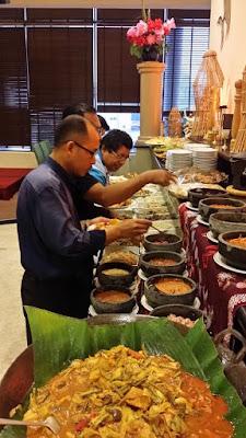 Kuala Lumpur International Hotel Buffet Lunch RM29