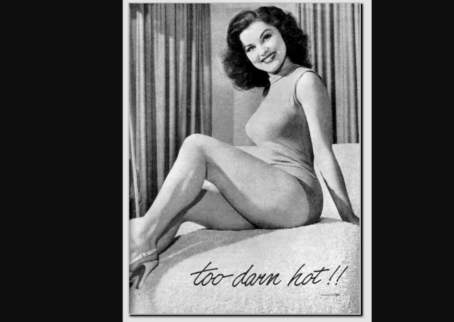 Debra Paget Bio