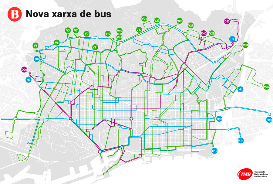 Simplify and Connect: a key to better bus networks
